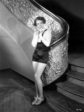 Ruby Keeler posed and Leaning Photo by  Movie Star News