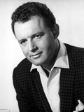 Rod Steiger in Black Suit Photo by  Movie Star News