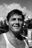 Robert Shaw in White Tank top Photo by  Movie Star News
