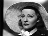 Talullah Bankhead on a Hat Portrait Photo by  Movie Star News