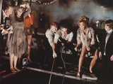 Poseidon Adventure People Escaped from Water Scene Excerpt from Film Photo by  Movie Star News