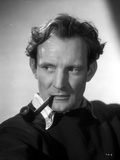 Trevor Howard in Black Shirt With Tabaco Photo by  Movie Star News