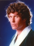 Tom Berenger Close Up Portrait with White Collar Photo by  Movie Star News