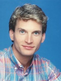 Rex Smith smiling in Shirt Photo by  Movie Star News