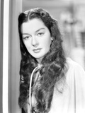 Rosalind Russell Leaning Head on Door Frame Photo by  Movie Star News