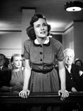 Teresa Wright Posed in Dress Photo by  Movie Star News
