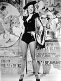 Virginia Mayo Posed in Matador Outfit Photo by  Movie Star News
