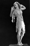 Fay Wray Posed in Tattered Clothes Photo by  Movie Star News