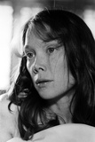 Sissy Spacek Looking Away from the Camera in a Classic Portrait Photo by  Movie Star News