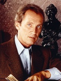 Roy Thinnes Posed in Black jacket Photo by  Movie Star News