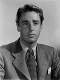 Peter Lawford Posed in Formal Suit Black and White Portrait Photo by  Movie Star News