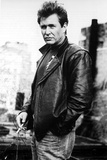 Tom Berenger in Black Leather Portrait Photo by  Movie Star News