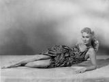 Virginia Mayo Lying on the Floor Photo by  Movie Star News