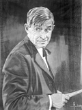 Will Rogers Posed in Black Suit with bow Tie Photo by  Movie Star News