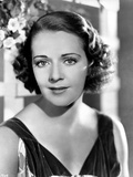 Ruby Keeler on a Dark Top and posed Photo by  Movie Star News