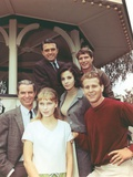 Peyton Place Outdoor Cast Portrait Foto av  Movie Star News