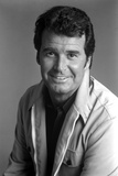 James Garner Posed in White Collar Photo by  Movie Star News