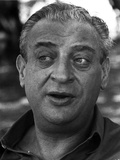 Rodney Dangerfield Close Up Portrait Photo by  Movie Star News