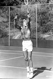 Robert Redford Plays Tennis Half-Naked Photo by  Movie Star News