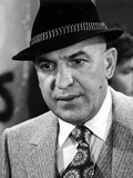 Telly Savalas Posed in Suit With Hat Photo by  Movie Star News