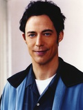 Tom Cavanagh Portrait in Blue Polo Photo by  Movie Star News