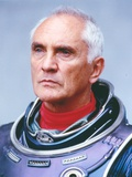 Terence Stamp Posed in Astronaut Costume Portrait Photo by  Movie Star News