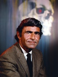 Rod Serling Posed in Checkered Coat Photo af Movie Star News
