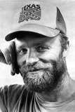 Ed Harris in Shirt With Cap Close Up Portrait Photo by  Movie Star News