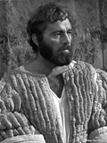 Richard Burton Posed in King Attire Photo by  Movie Star News