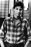 Ralph Macchio in checkered Polo With Hands in Pocket Photo by  Movie Star News
