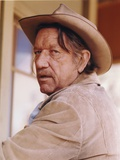 Richard Boone Posed in Cowboy Attire Photo by  Movie Star News