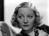 Talullah Bankhead Looking Away Portrait Photo by  Movie Star News