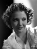 Sylvia Sidney wearing a Ruffled White Blouse Photo by  Movie Star News