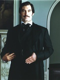 Timothy Dalton Portrait in Black Tuxedo Photo by  Movie Star News