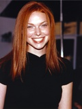 That 70s Show a Laura Prepon in Black Dress Photo af  Movie Star News
