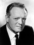 Van Heflin Posed in Black With White Background Photo by  Movie Star News