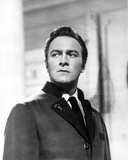 Christopher Plummer in Black Suit Photo by  Movie Star News