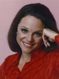 Valerie Harper Portrait in Red Collar Shirt Photo by  Movie Star News