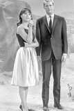Palm Springs Weekend Couple standing in Classic Photo by  Movie Star News