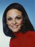 Valerie Harper Close Up Portrait in Red Turtle Neck Shirt Photo by  Movie Star News