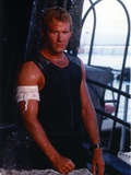 Thomas Jane Portrait Black Tank Top Photo by  Movie Star News
