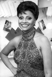 Leslie Uggams posed in Portrait with Elegant Dress Photo by  Movie Star News