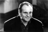 Joe Pesci in Black and White Photo by  Movie Star News