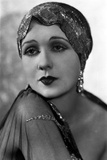 Anita Page on a See Through Shawl Portrait Foto af  Movie Star News