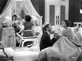 Zasu Pitts on a Bedroom Movie Scene Photo by  Movie Star News