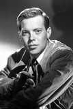 Dick Haymes Portrait in Black Suit With White Background Photo by  Movie Star News