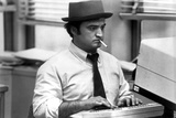 John Belushi in White long sleeve With Hat Photo by  Movie Star News