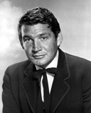 Gene Barry Posed in Blazer Photo by  Movie Star News