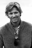 Jeff Bridges Posed in Sweater With White Background Photo by  Movie Star News