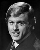 Robert Redford in Suit with Black Background Photo by Howard Bingham